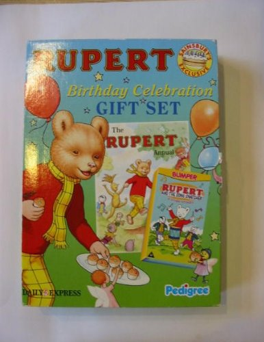 Rupert Birthday Celebration Gift Set
