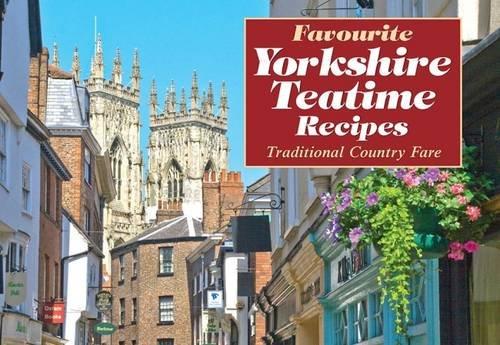 Favourite Yorkshire Teatime Recipes (Favourite Recipes): Persey, Amanda; Home, Gordon