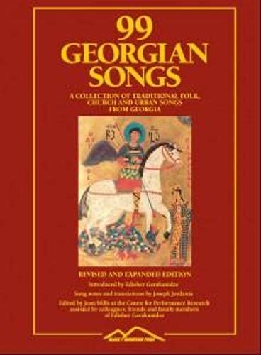 9781902867083: 99 Georgian Songs