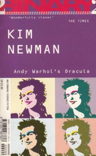 9781902880044: Andy Warhol's Dracula