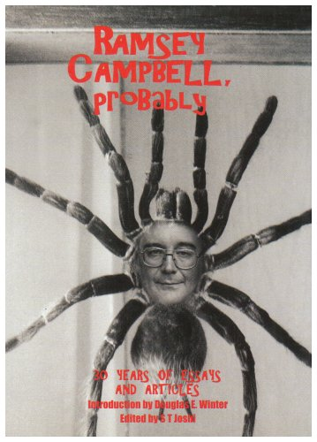 Ramsey Campbell, Probably: On Horror and Sundry Fantasies