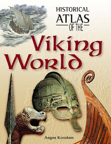 9781902886039: Historical Atlas of the Viking World