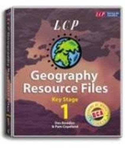 9781902887340: The LCP Geography Resource Files: KS2 Years 5 & 6