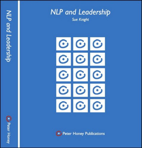 9781902899046: NLP and Leadership