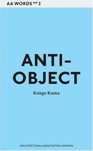 9781902902524: Anti-object: Aa Words 2