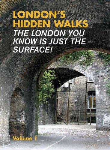9781902910338: London's Hidden Walks