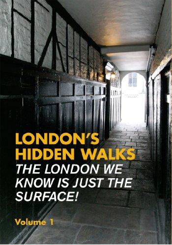 London s Hidden Walks: Volume 1 (Paperback)