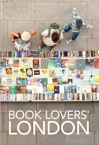 Book Lovers' London: Andrew Kershman