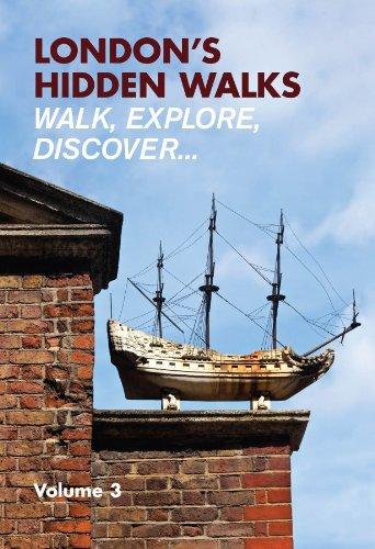 London's Hidden Walks: Volume 3: Millar, Stephen
