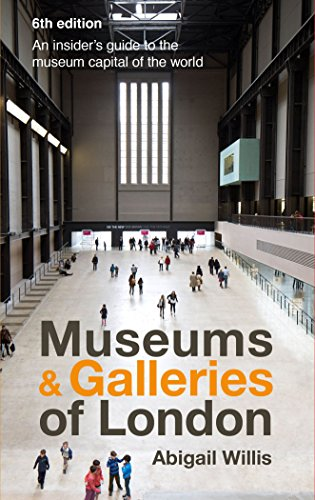9781902910550: Museums & Galleries of London