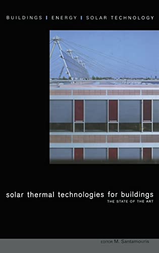 9781902916477: Solar Thermal Technologies for Buildings: The State of the Art