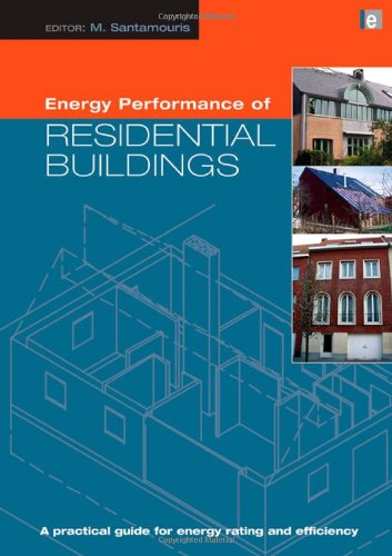 Energy Performance of Residential Buildings: Santamouris, M. (ed.)