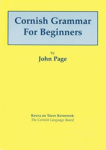 9781902917269: Cornish Grammar for Beginners