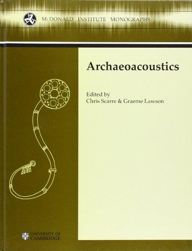 9781902937359: Archaeoacoustics (McDonald Institute Monographs)