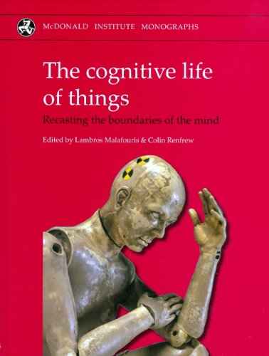 9781902937519: Cognitive Life of Things: Recasting the Boundaries of the Mind (McDonald Institute Monographs)
