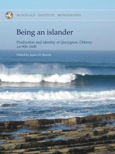 Being an Islander: Production and Identity at Quoygrew, Orkney, Ad 900-1600: Barrett, James