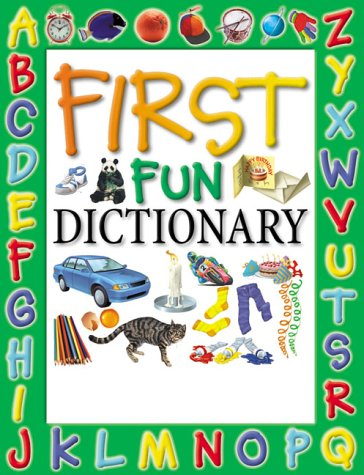 9781902947822: First Fun Dictionary
