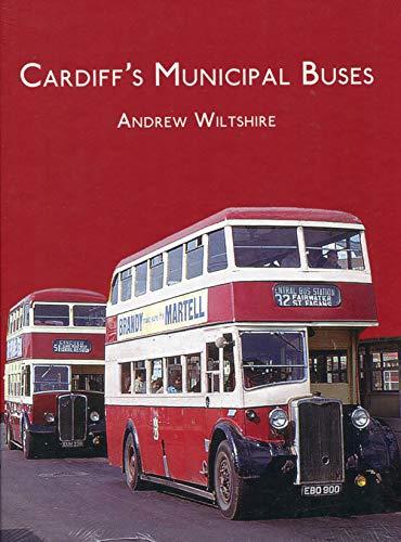 9781902953786: Cardiff's Municipal Buses