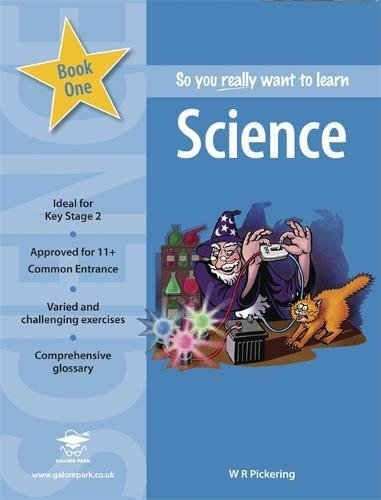 9781902984216: So You Really Want to Learn Science Book 1