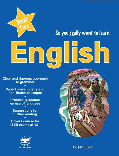 9781902984667: English Prep Book 2 (So You Really Want to Learn)