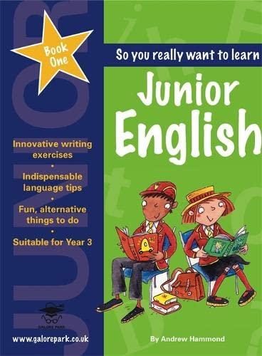 9781902984827: Junior English Book 1