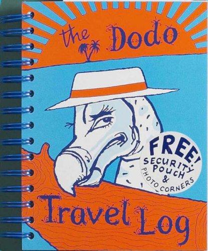 Dodo Travel Log (Dodo Pad) (Spiral-bound)