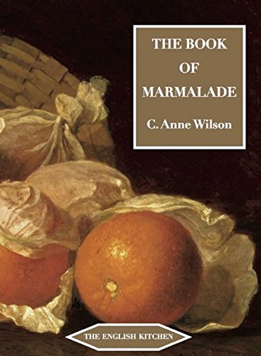 9781903018774: The Book of Marmalade (English Kitchen)