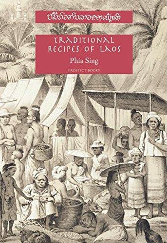 Traditional Recipes of Laos (Paperback): Phia Sing