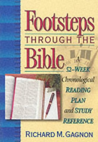 9781903019290: Footsteps Through the Bible