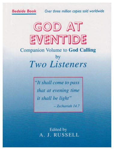 """God at Eventide: Companion Volume to """"God: Russell, A.J."""