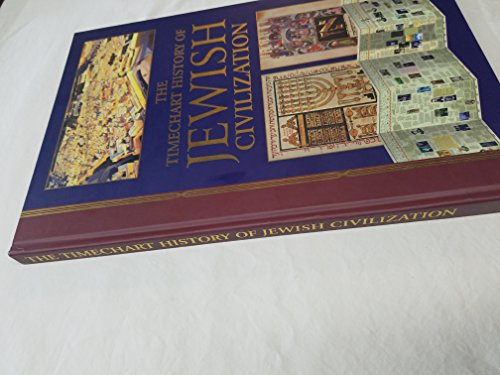 The Timechart History of Jewish Civilization: Meredith MacArdle