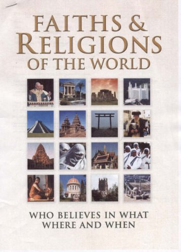 9781903025390: Faiths and Religions of the World (Timeline)