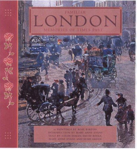 9781903025451: Familiar London (Memories of Times Past)