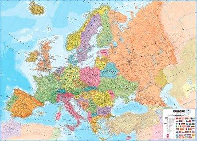 9781903030448: Europe Map