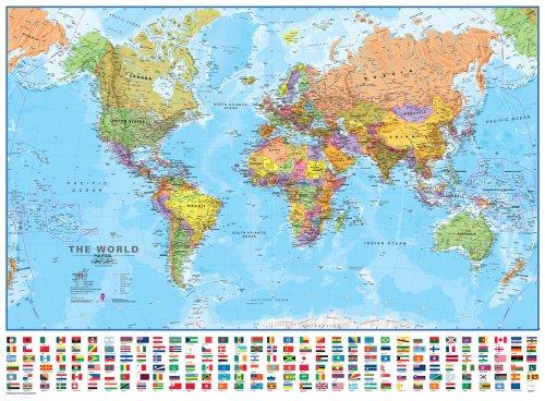 9781903030486 World Political Map 2018 Timaps 1 30 Abebooks