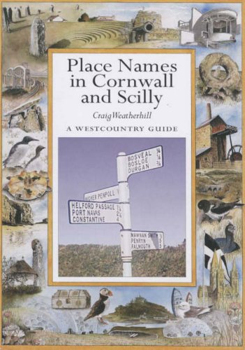 Place Names in Cornwall and Scilly: Weatherhill, Craig