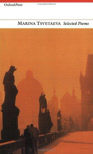 9781903039373: Marina Tsvetaeva: Selected Poems (Oxford Poets)