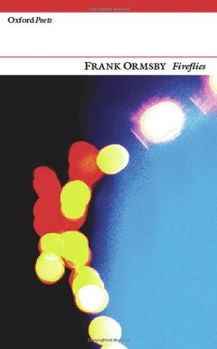 9781903039960: Fireflies (Oxford Poets series)