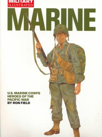 9781903040003: MARINE: U.S. Marine Corps Heroes of the Pacific War