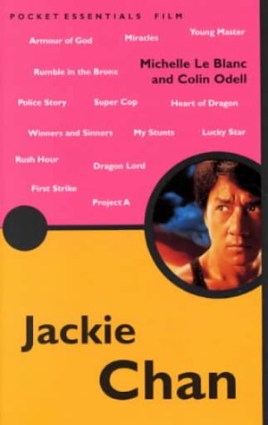 Jackie Chan (Paperback): Colin Odell