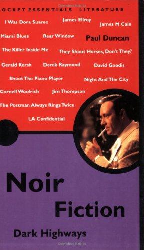 Noir Fiction (Paperback): Paul Duncan