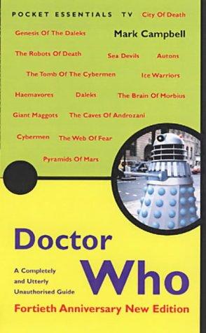 9781903047194: Doctor Who (Pocket Essentials TV)