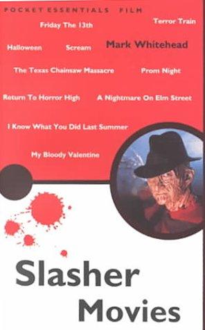 9781903047279: Slasher Movies (Pocket Essentials)