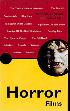 9781903047385: Horror Films (Pocket Essentials)