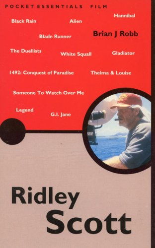 9781903047569: Ridley Scott (Pocket Essential series)