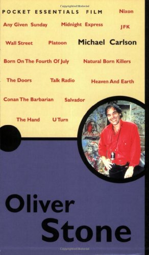Oliver Stone (Paperback): Michael Carlson