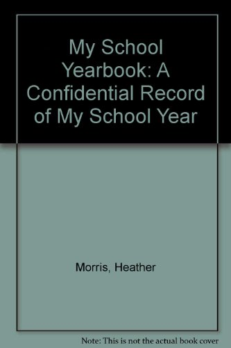 9781903056097: My School Yearbook: A Confidential Record of My School Year