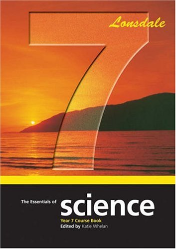 9781903068403: The Essentials of Science Year 7 Course Book
