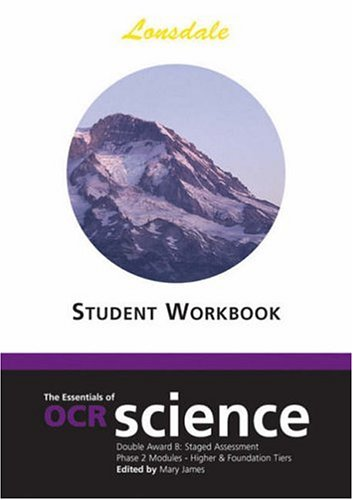 The Essentials of OCR Science: Student Workbook - Phase 2