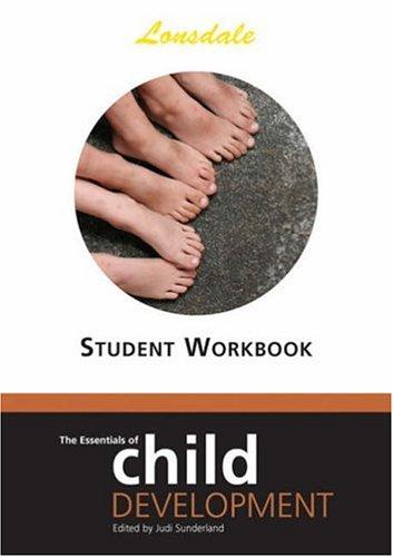 9781903068922: The Essentials of Child Development Worksheets